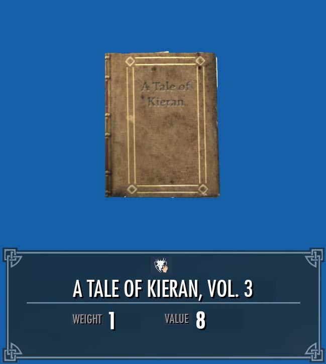A Tale of Kieran, Vol. 3
