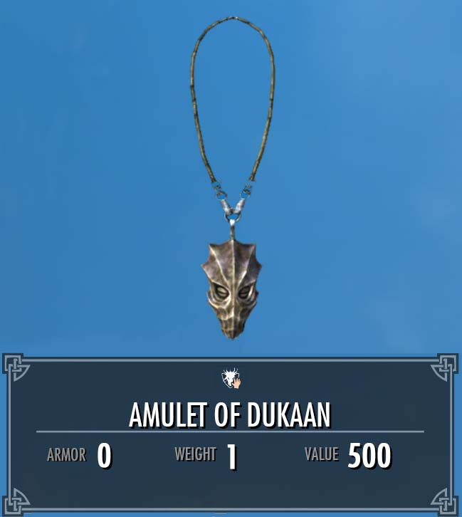 Amulet of Dukaan