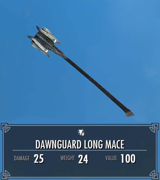 Dawnguard Long Mace
