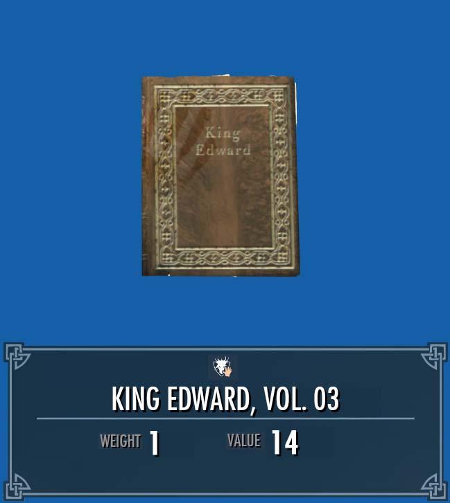 King Edward, Vol. 03