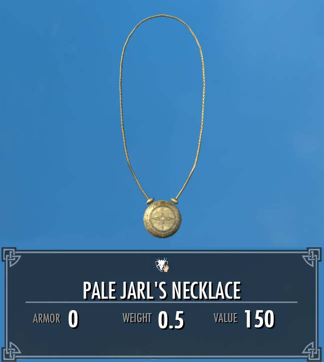Pale Jarl's Necklace