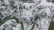 Forgotten Vale Forest-worldmap