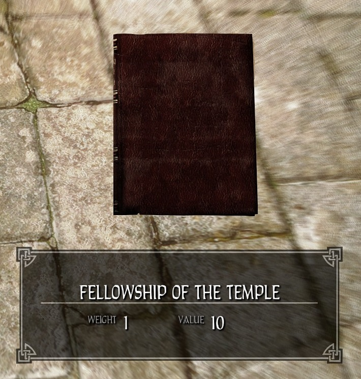 Fellowship of the Temple