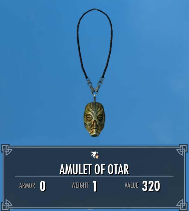 Amulet of Otar