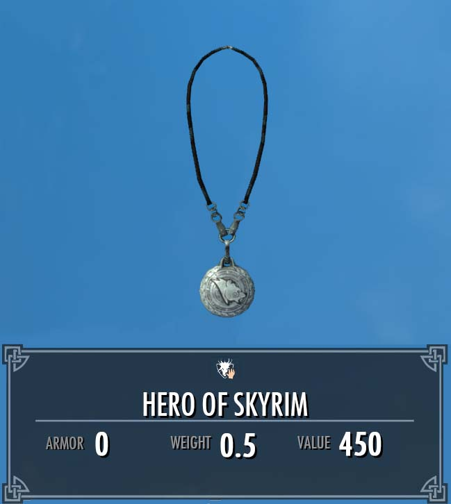 Hero of Skyrim (Stormcloaks)