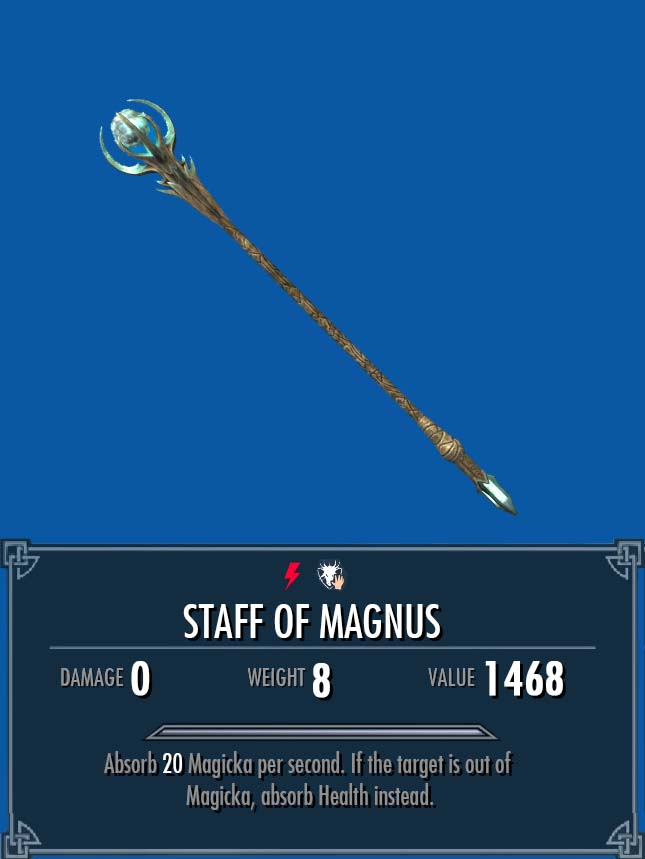 Staff of Magnus