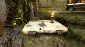 Ancient Vampire Hands-Moldering Ruins-location