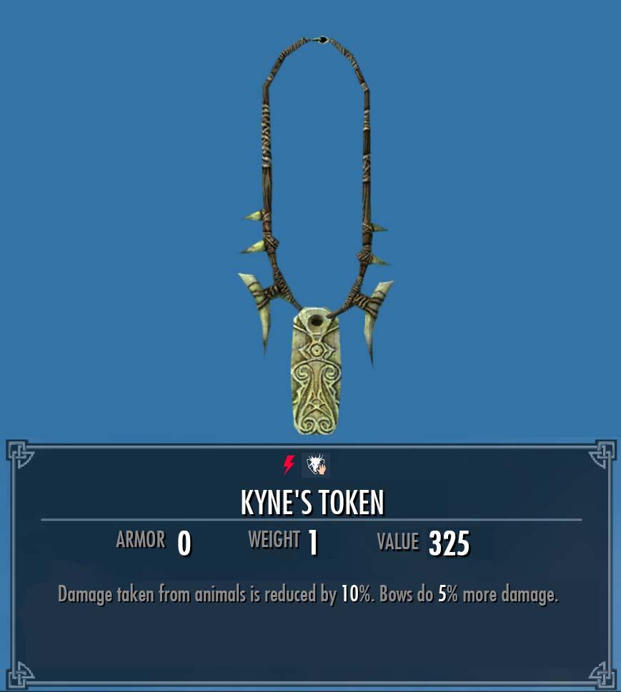Kyne's Token