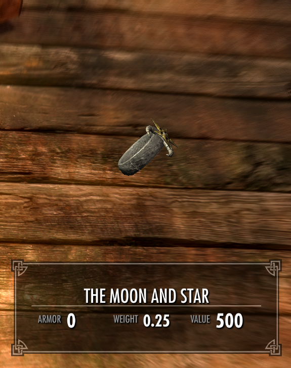 The Moon and Star (Classic)