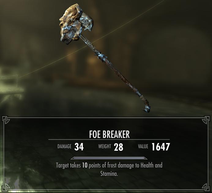Foe Breaker