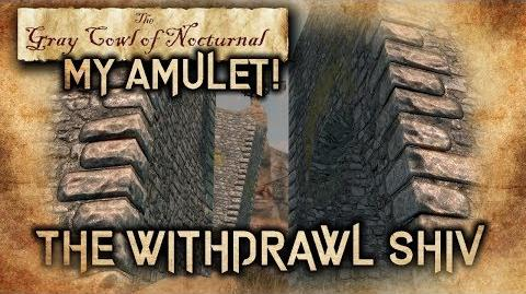 """""""I Want My Amulet Back!"""" Side Quest Walkthrough - """"Gray Cowl of Nocturnal"""" - Skyrim SE (Legacy)"""