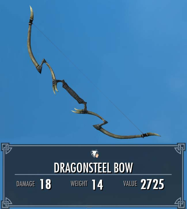 Dragonsteel Bow
