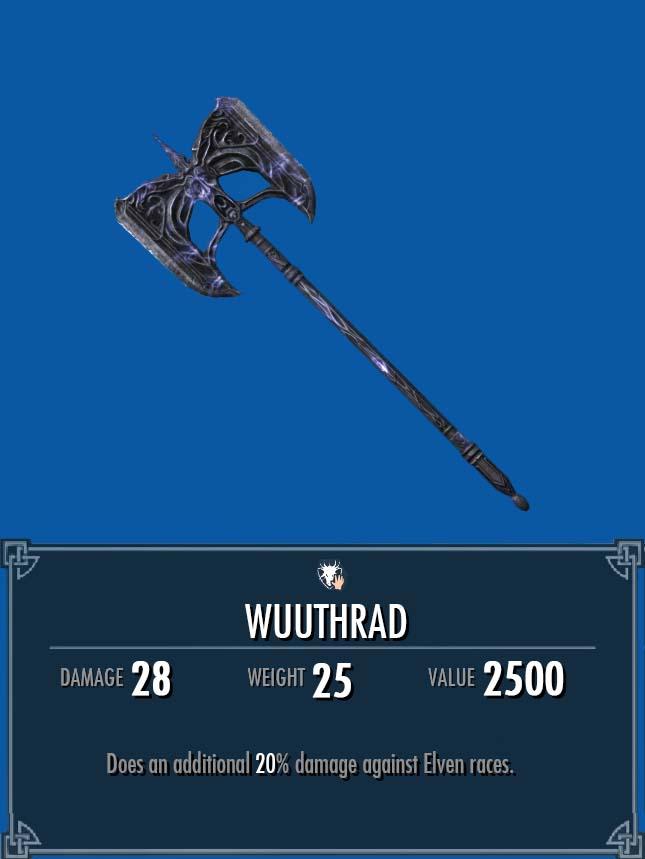 Wuuthrad