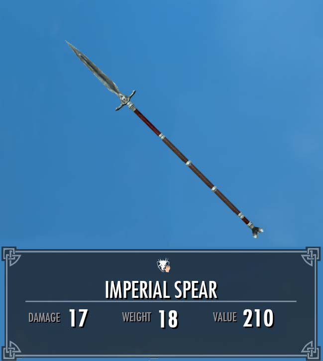 Imperial Spear