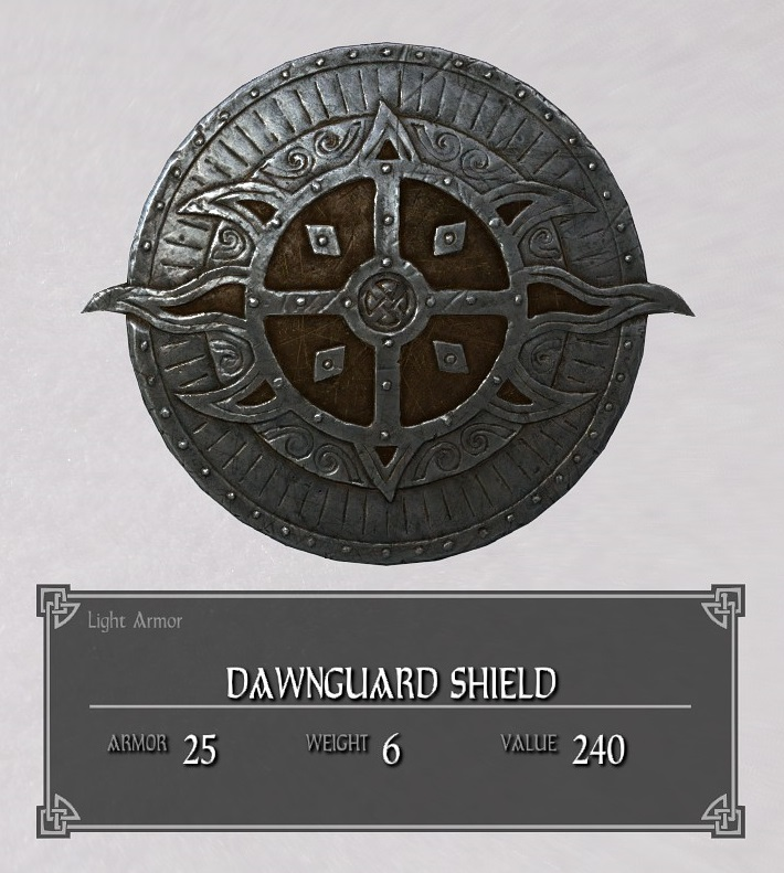 Dawnguard Shield