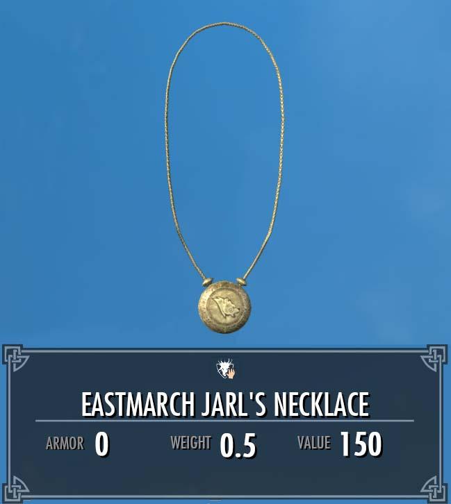 Eastmarch Jarl's Necklace