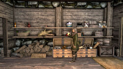 Explorer's Society Guildhouse-Supply Chests