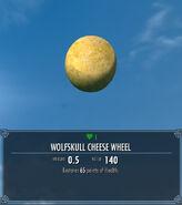 Wolfskull Cheese Wheel