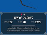 Bow of Shadows