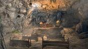Ancient Vampire Ribcage-Pinemoon Cave-locafar