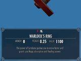 Warlock's Ring