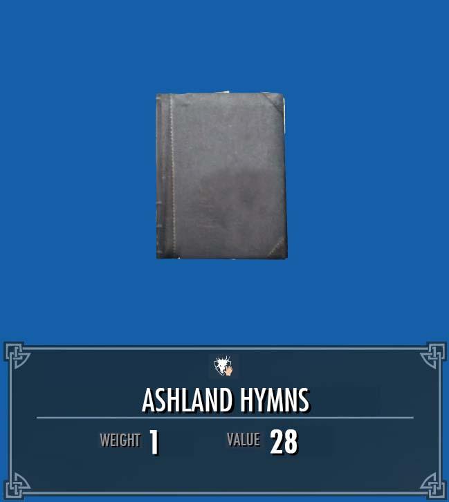 Ashland Hymns