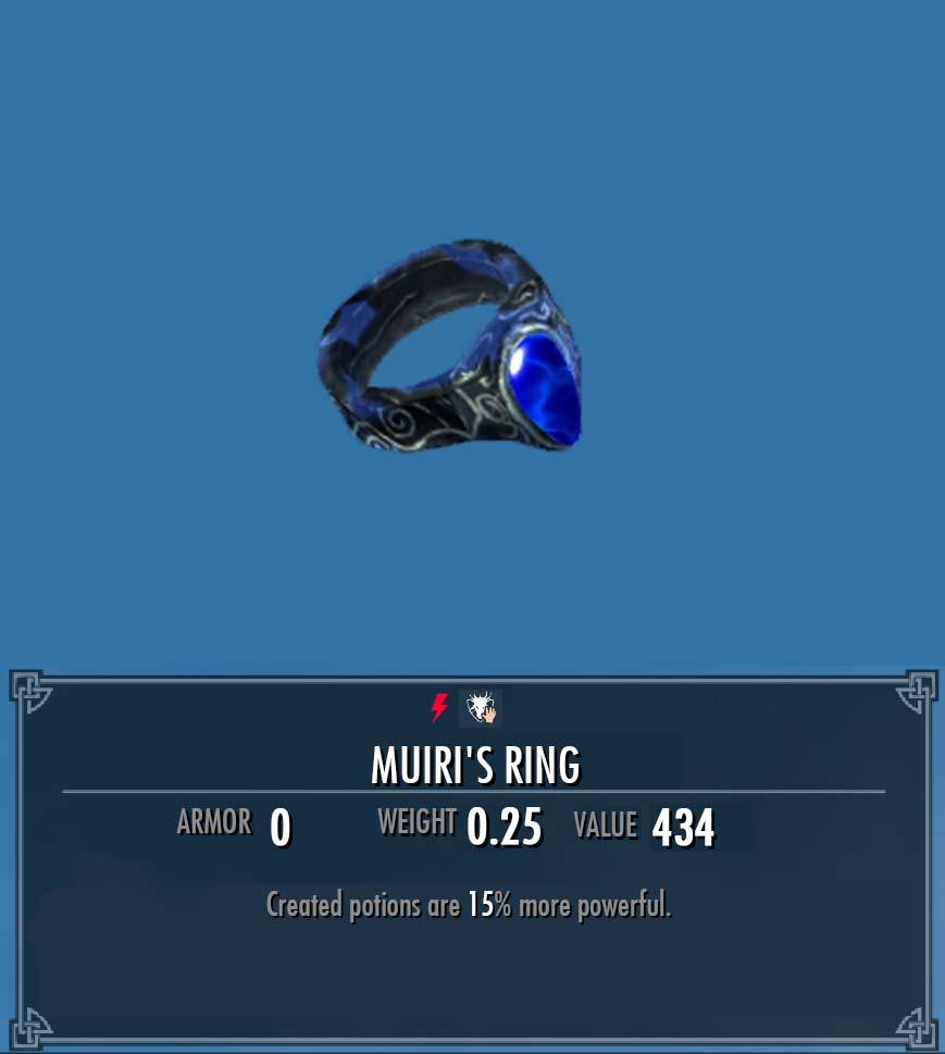 Muiri's Ring