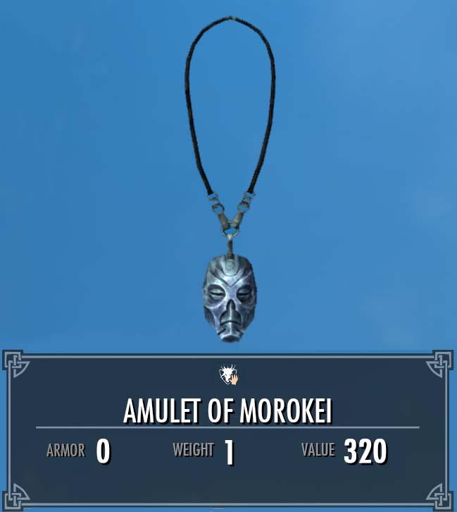 Amulet of Morokei