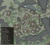 Falkreath city map