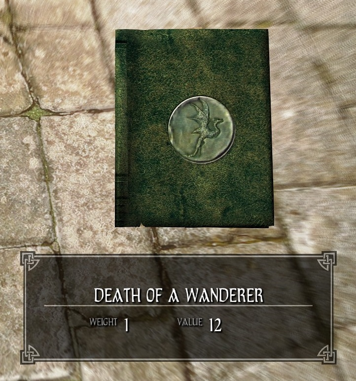 Death of a Wanderer