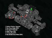 Silver Blood Inn-localmap