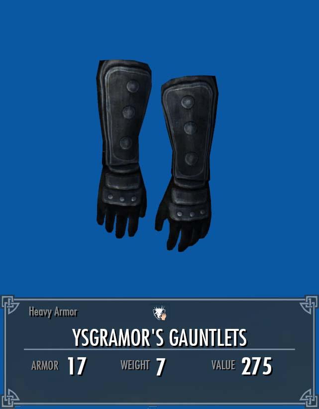 Ysgramor's Gauntlets