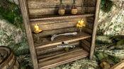 Ancient Vampire Leg-Movarth's Lair-location