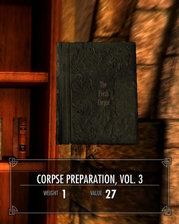 Corpse Preparation, Vol. 3