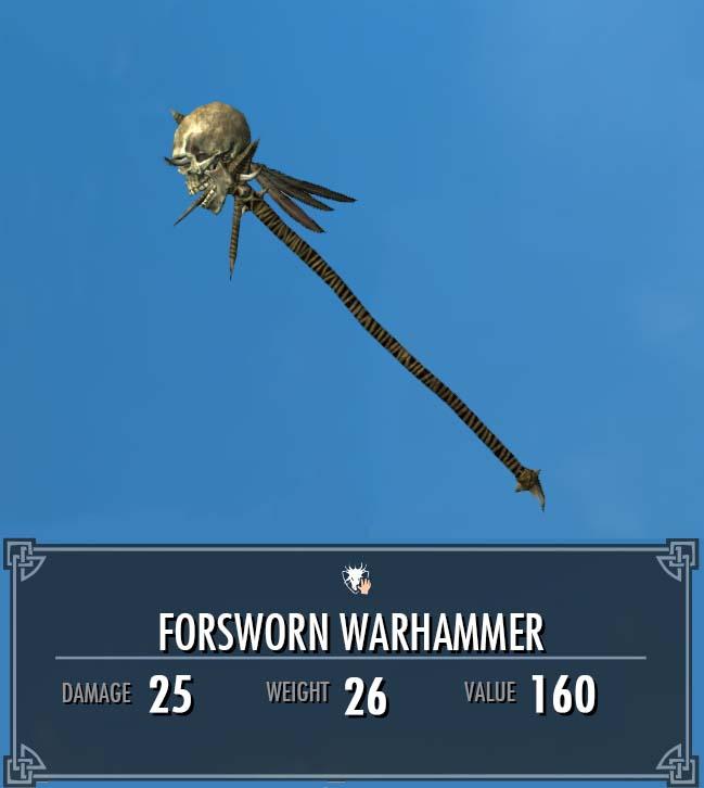 Forsworn Warhammer