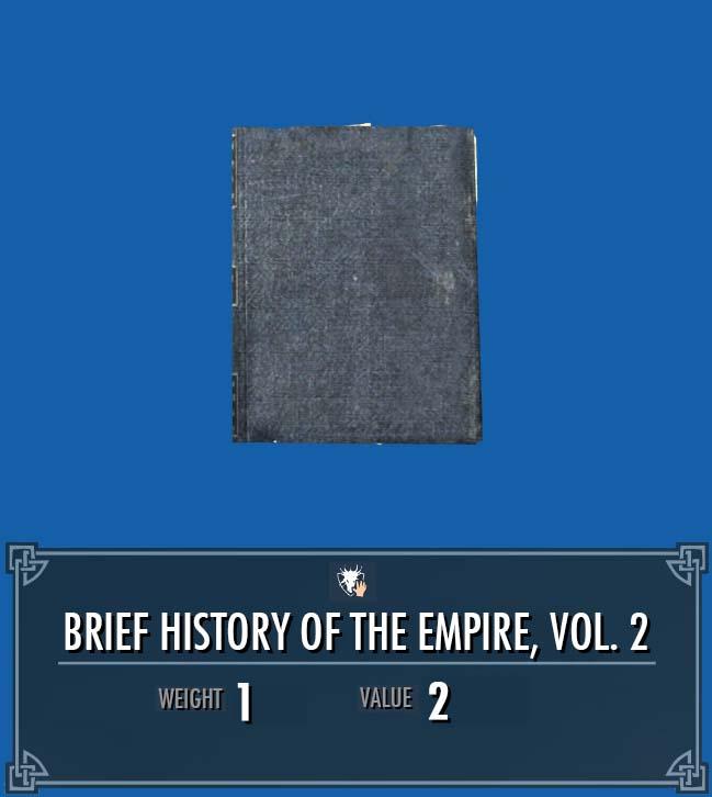 Brief History of the Empire, Vol. 2
