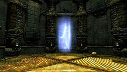 Ruins of Rkund-Magma Silo Portal