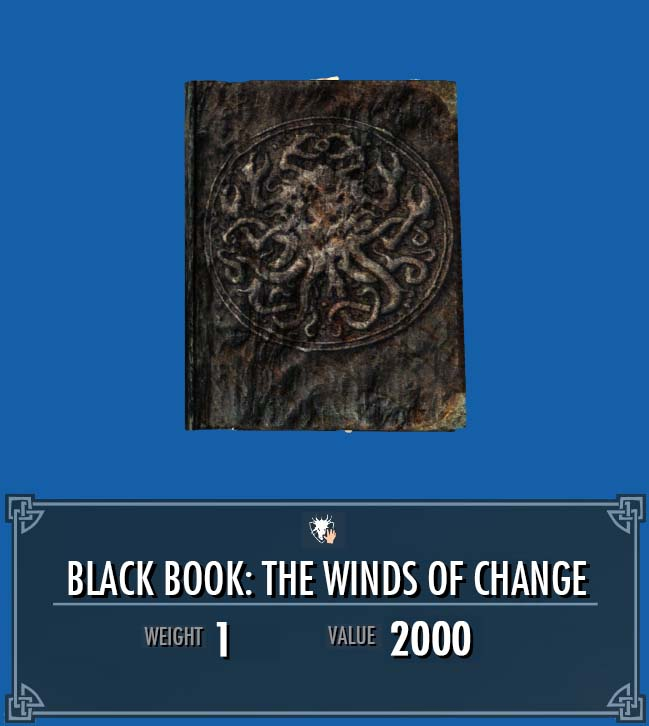 Black Book: The Winds of Change
