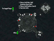 The Ragged Flagon Cistern-localmap