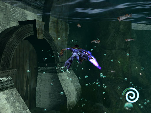 SR2-Prerelease-4Players034-Lake-SwimUnderwaterStrongholdGate.jpg