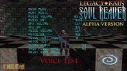 Soul Reaver Alpha - Voice Test