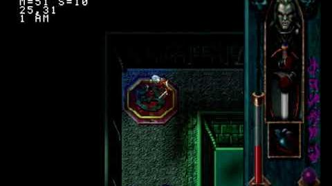 Blood Omen Legacy of Kain - Deleted Dungeon M51 S00 and S10