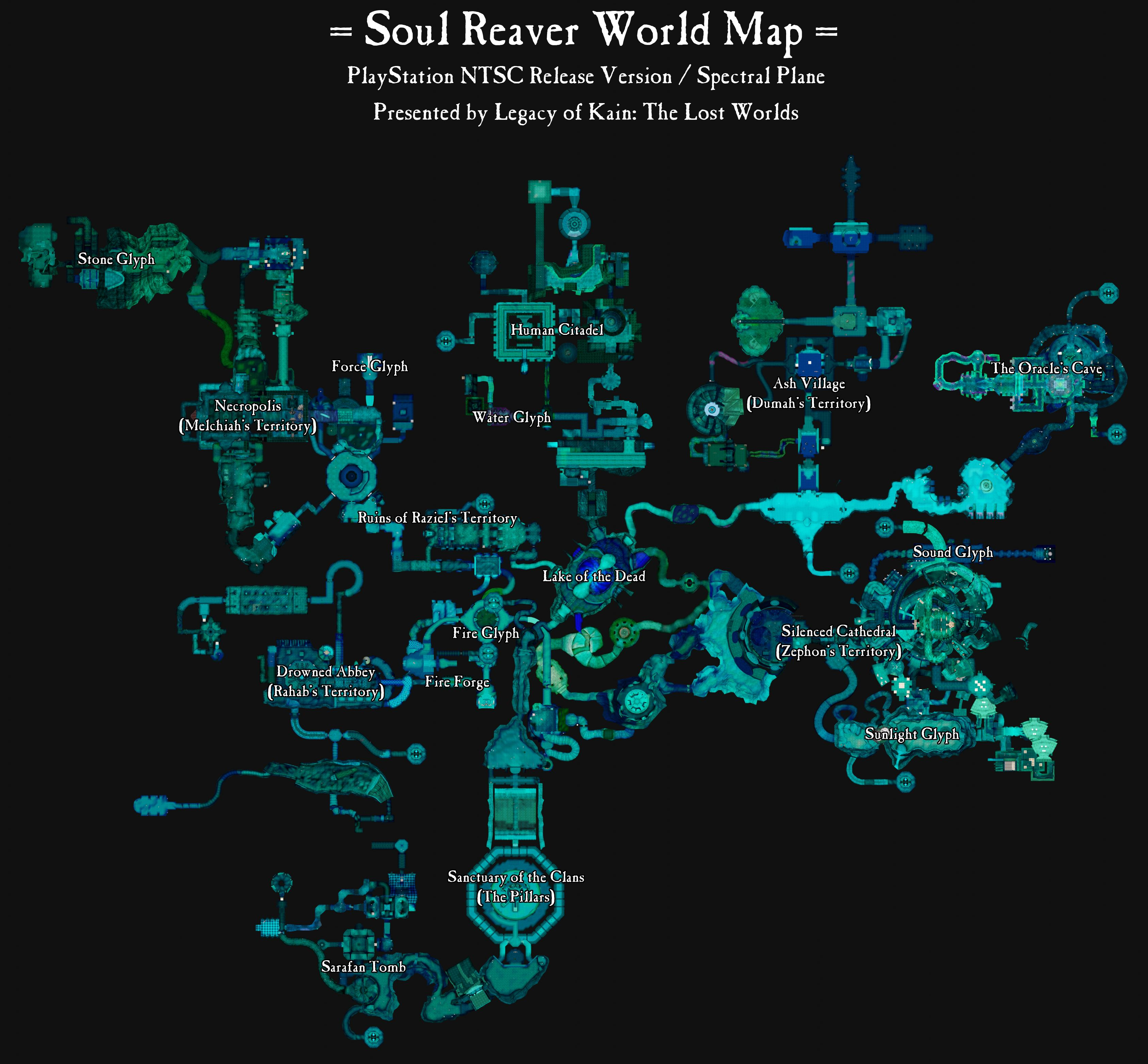 World Map Evolution-01-Maps-Soul Reaver World Map-NTSC Release-Spectral-Annotated.jpg