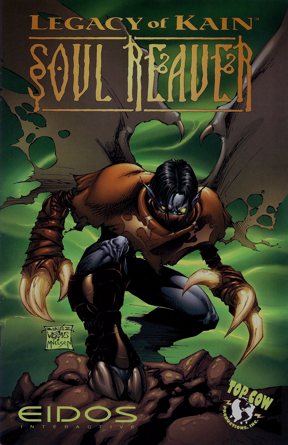 Legacy of Kain: Soul Reaver comic