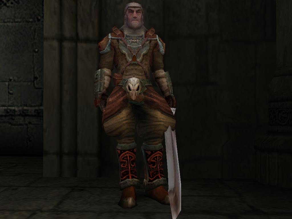 Vampire hunters (swordsmen)