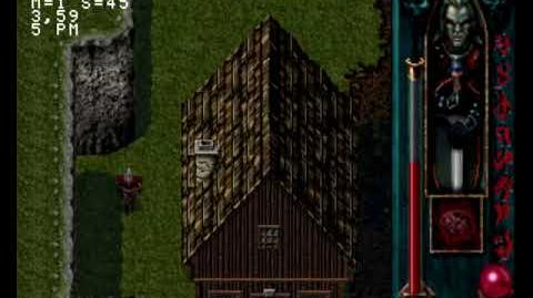Blood Omen Legacy of Kain - Deleted Town and Encampment
