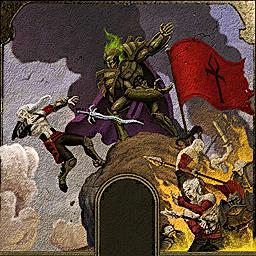 Vampire-Sarafan war
