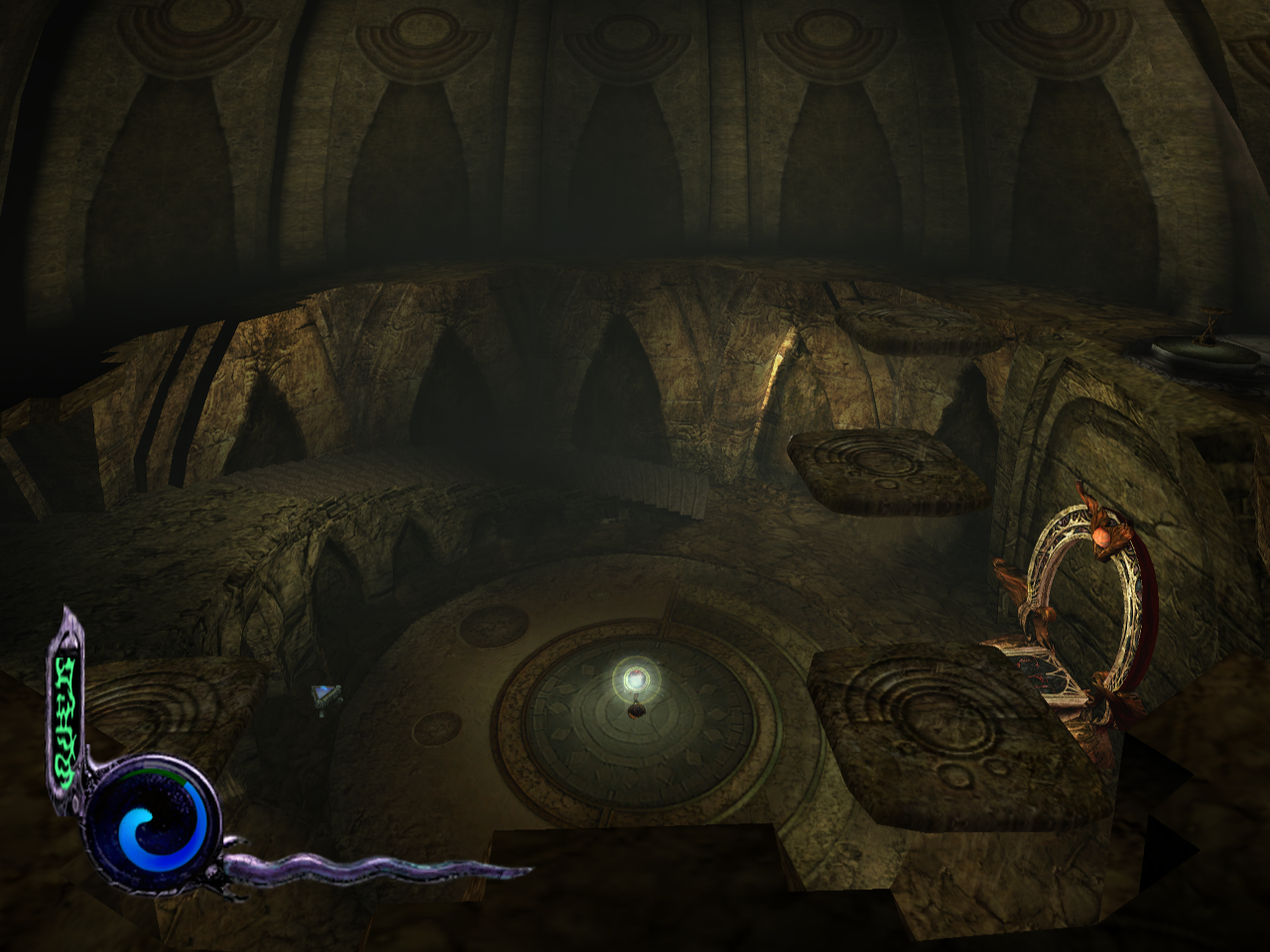 Avernus Catacombs