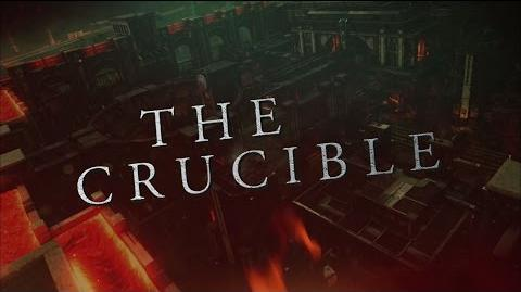 """Nosgoth - """"The Crucible"""" Preview (new map)"""