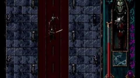 Blood Omen Legacy of Kain - Alternate Malek Boss Battle
